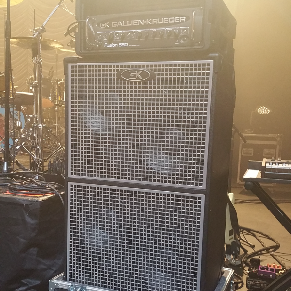 backline bass amp