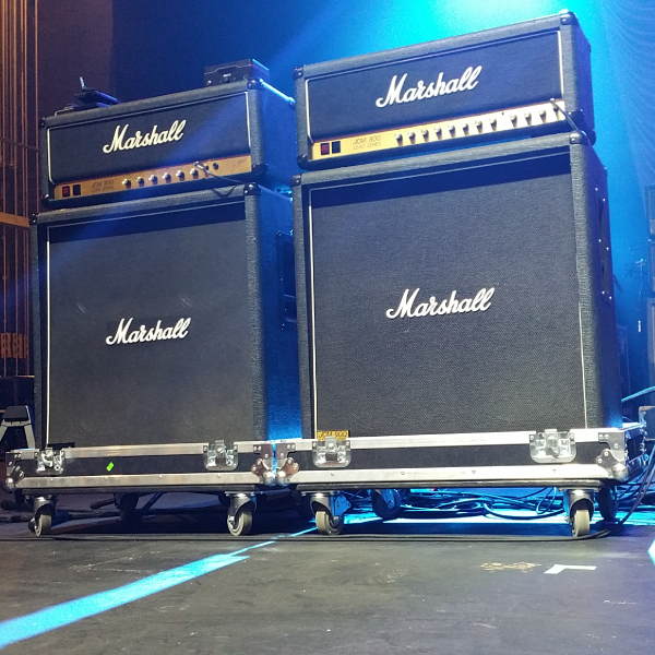 backline guitar amp